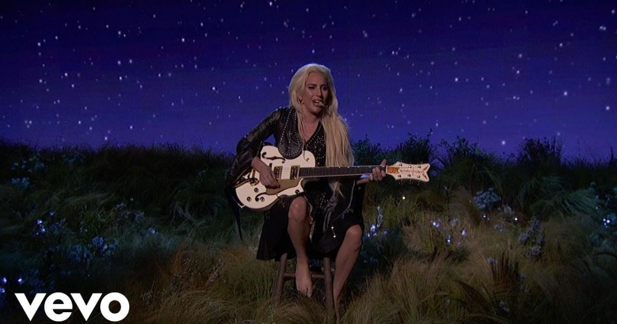 Lady Gaga I Ll Never Love Again Extended Version: Million Reasons (Live From The American Music